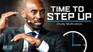 TIME TO STEP UP - Study Motivation
