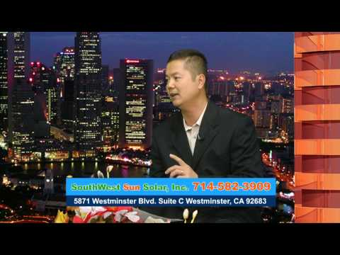San Jose Solar Installer (Radio Talk Show in Vietnamese)