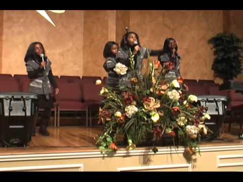 The Jones Sisters singing Forward by Mali Music