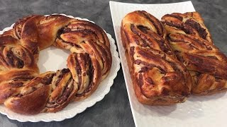 Braided Mongo Bread & Braided Mongo Loaf
