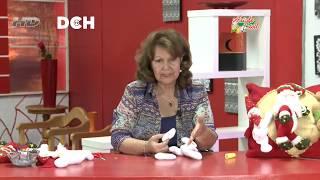 Cojín Navideño - Irma Ramos