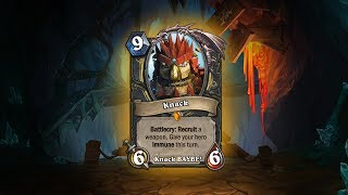 Top Custom Hearthstone Cards of the Week #18