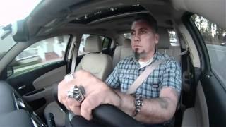 Chrysler 200 test drive