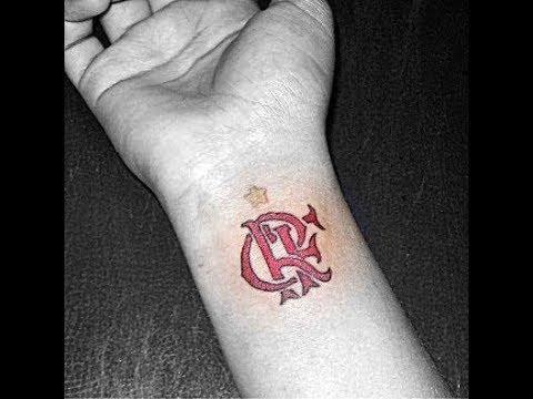 Tatuagens Do Flamengo Tattoos Criativas Para Nação