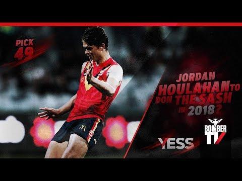 BTV: Draft | Jordan Houlahan Highlights
