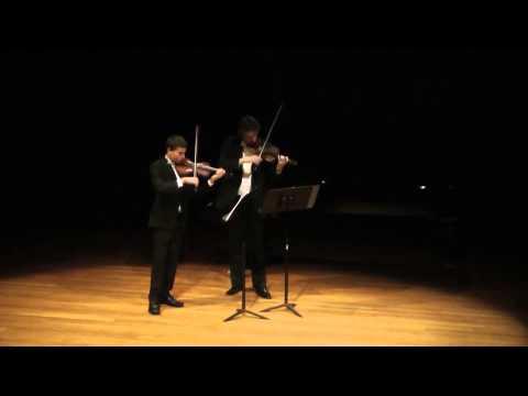 J.-M.Leclair: Sonata for 2 violins op.3 No.2