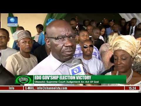 News Across Nigeria: C/River Govt Gives Relief To Cameroon Returnees
