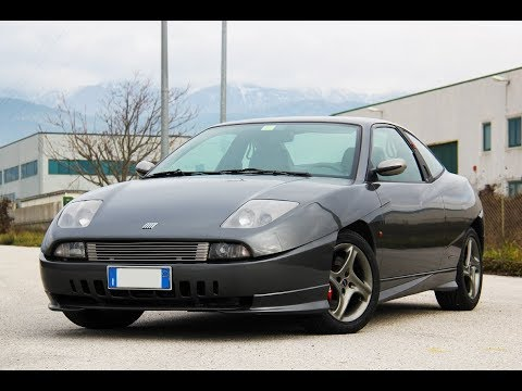 Fiat Coupe Turbo 20v Limited Edition - Davide Cironi Drive Experience (SUBS)
