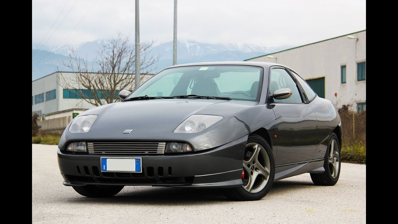 fiat coupe turbo 20v limited edition davide cironi drive. Black Bedroom Furniture Sets. Home Design Ideas