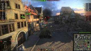 World of Tanks - T95 Tier 9 Tank Destroyer - The Turtle of DOOM!