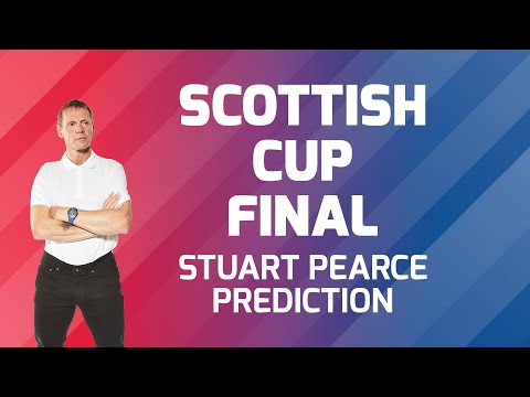 THE SCOTTISH CUP FINAL 🏆 - Stuart Pearce previews Hearts v Celtic