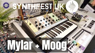 Synthfest 2018  - Moog Grandmother and Other Modular With Mylar Melodies