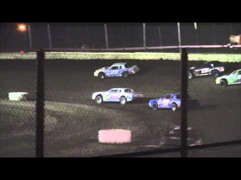 Kankakee County Speedway (7/27/12) UMP Street Stock A-Main