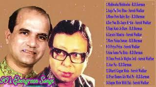 Suresh Wadkar & R.D.Burman Super Songs/ 90's Evergreen Hindi Songs 2019/ Collection Hindi Old Songs