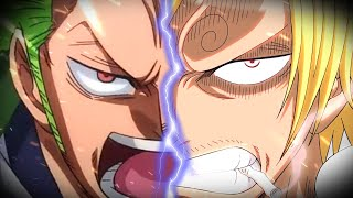 LE MEILLEUR DUO DE ONE PIECE ENFIN DE RETOUR ! LE COMBAT COMMENCE !One Piece 1012 Reaction