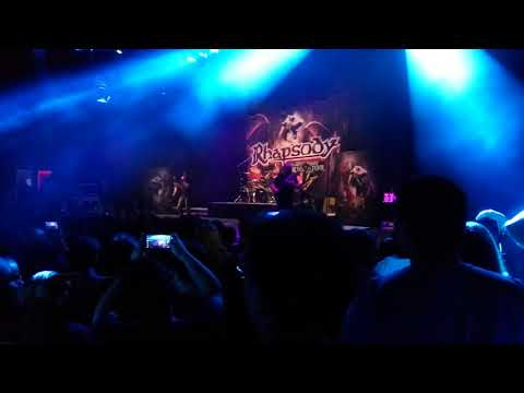 Symphony of the Enchanted Lands - Rhapsody Reunion - Live in Chile 2018