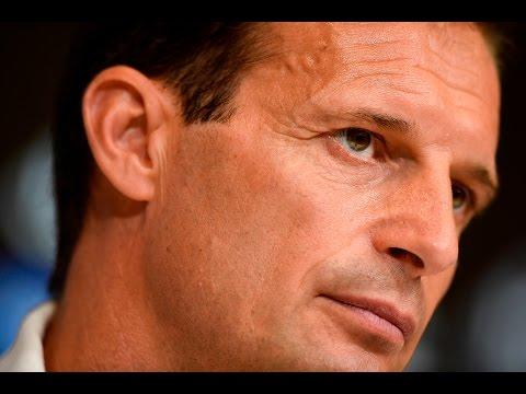 Allegri previews Lazio-Juve - La conferenza pre partita di Massimiliano Allegri