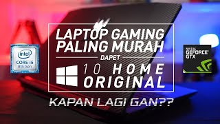 Penghancur Harga Laptop Gaming | Review Acer Nitro 5 AN515-52