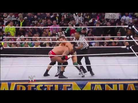 FULL MATCH: The Miz vs. Wade Barrett - WrestleMania 29 Pre-Show