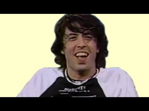 dave grohl is a ray of sunshine