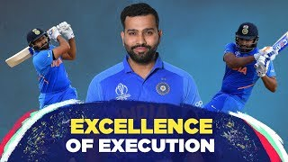 Rohit Sharma's renaissance in the World Cup