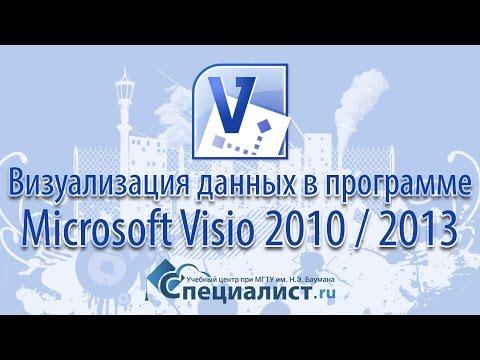 Visio 2010 видео уроки на русском языке бесплатно