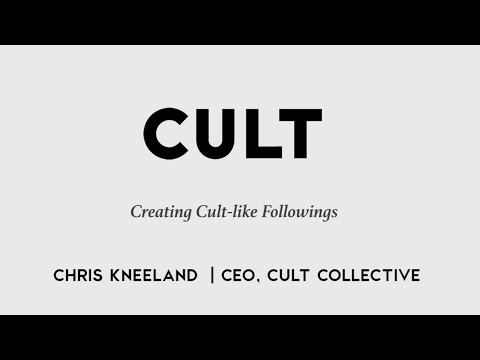 Cult Collective: Creating Cult-Like Followings