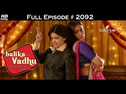 Balika Vadhu - 11th January 2016 - बालिका वधु - Full Episode (HD)