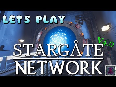 Stargate Network 4.0 (4 Worlds) - Lets Play