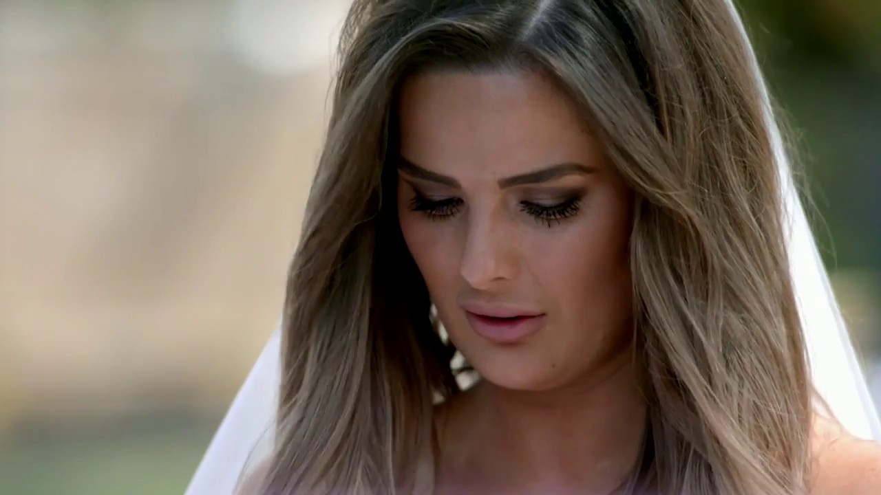 Jonathan and Cheryl's wedding: Married at First Sight Australia 2017