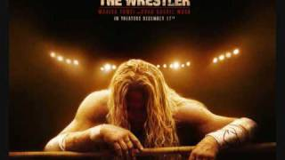 Bruce Springsteen - The Wrestler (Video Lyrics)