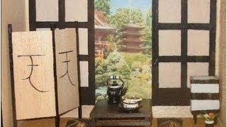 Умиротворенность, чистота, гармония - это Японский Стиль Интерьера