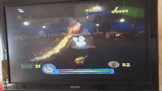 Joueur de la play - Bob l'éponge le film (Partie 1/2) (PlayStation 2)