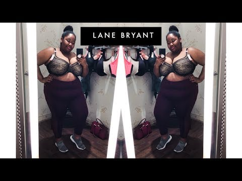 Bra Try On Haul | Lane Bryant | Plus Size Fashion