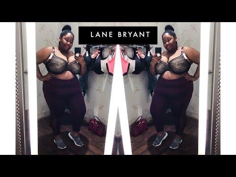 Bra Try On Haul | Lane Bryant | Plus Size Fashion