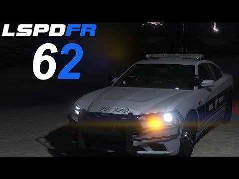 GTA 5 LSPDFR SP #62 North Carolina State Police
