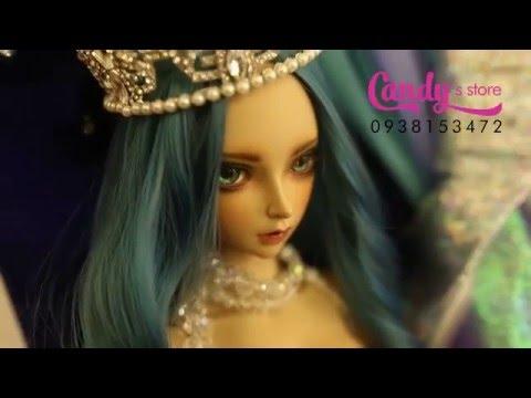 Anh chủ nhỏ - Triển lãm búp bê Barbie Silkstone, Fashion Royalty, BJD cùng các nàng công chúa Disney