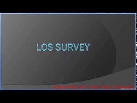 LOS Survey