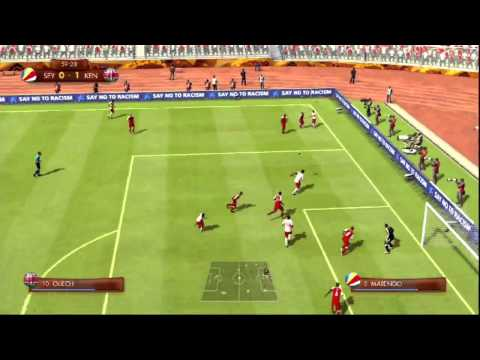 FIFA Digital World Cup 2014 Qualification: Seychelles - Kenya