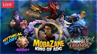 🔴 Marksman God | Giveaway | Mobile Legends | MobaZane (4/8) 🔴