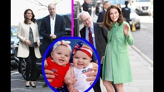 Royal reports: Prince William And Kate Middleton Set Up separate page for twins on my way to
