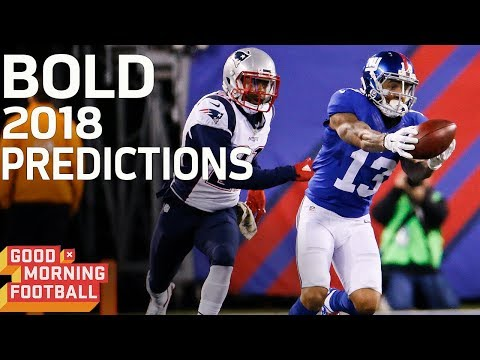 BOLD Predictions for the 2018 Season | NFL Network