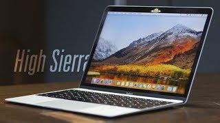 macOS 10.13 High Sierra — что нового?