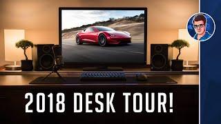My Minimalist Desk Setup for 2018! 💻