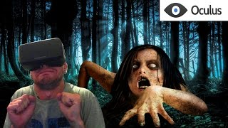 SCARIEST OCULUS GAME EVER! -  BEWARE Headphone Users! Oculus Rift DK2