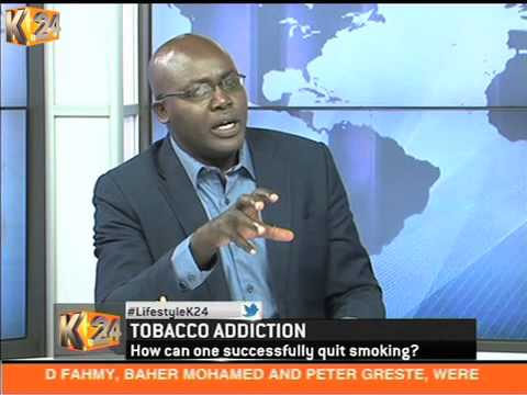 K24 Lifestyle : Tobacco Addiction.