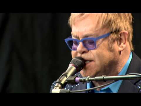 Elton John  Tiny Dancer   at Eden Sessions 2015