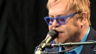 Elton John - Tiny Dancer - live at Eden Sessions 2015