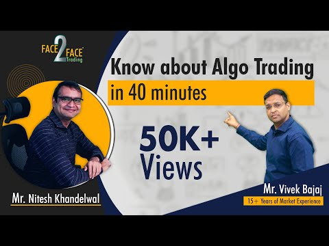 Know About Algo Trading In 40 Minutes