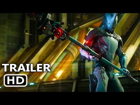 """PS4 - Warframe """"The Old Blood"""" Trailer (2019)"""